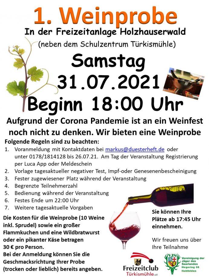 Winzerweinprobe